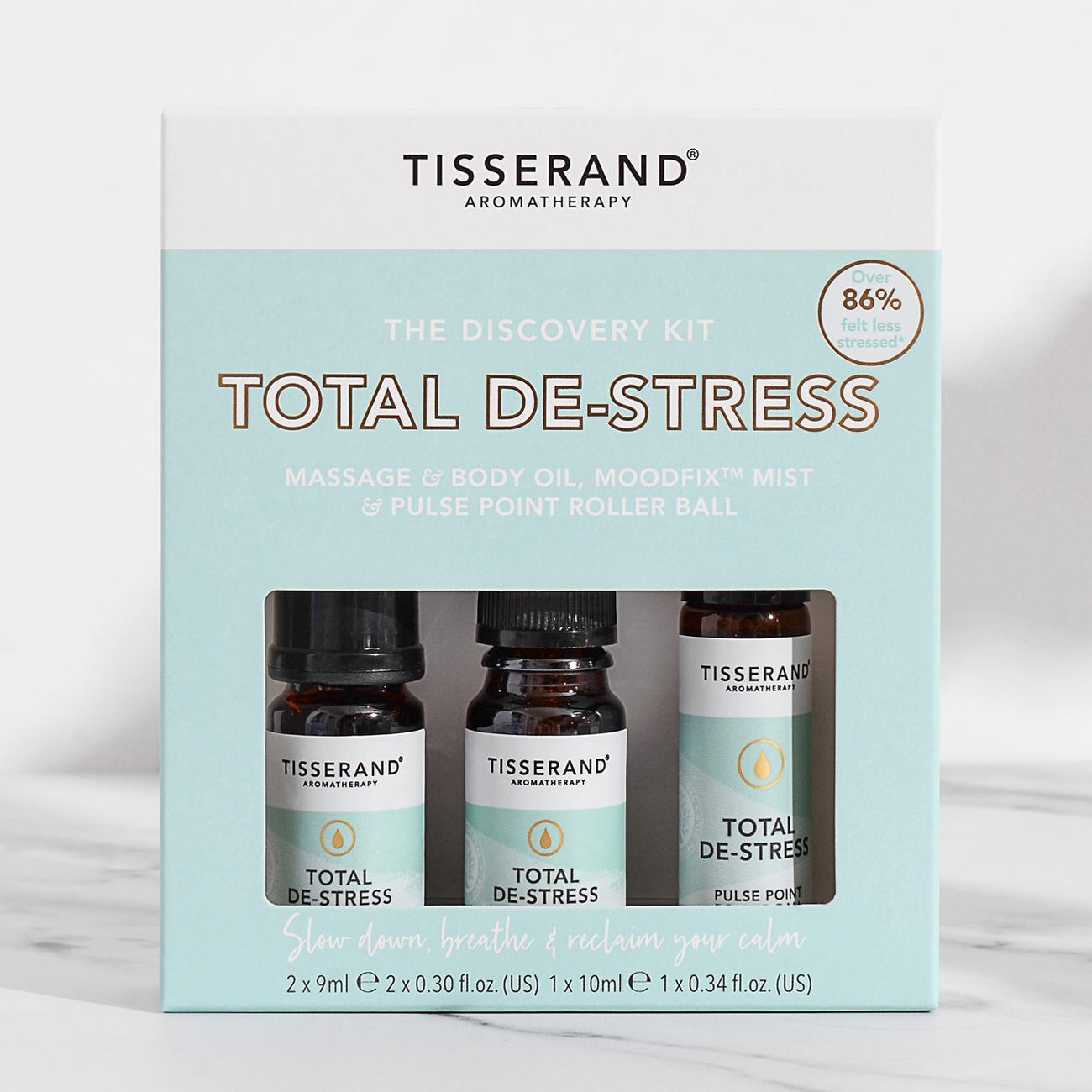 Tisserand - The Total De-Stress Discovery Kit