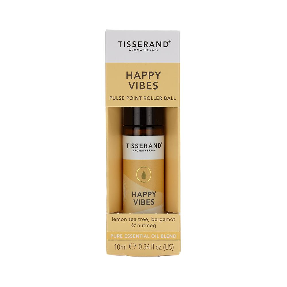 Tisserand  Happy Vibes Pulse Point Roller Ball 10ml