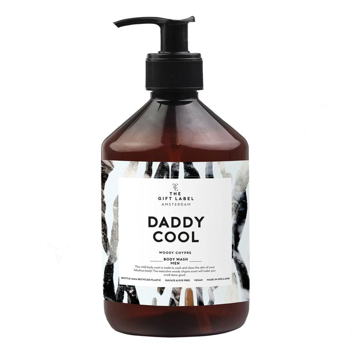 The Gift Label - Body Wash - Daddy Cool  (500ml)