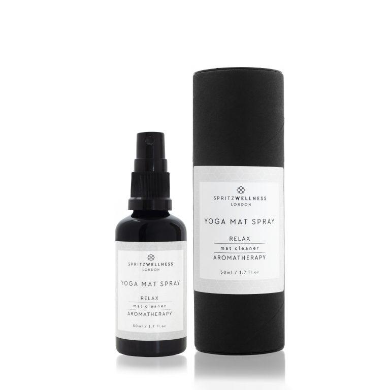Spritz Wellness London - yoga mat spray - Relax (50ml)