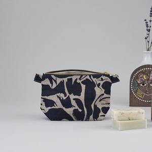 Blasta Henriet - Small Wash Bag Navy