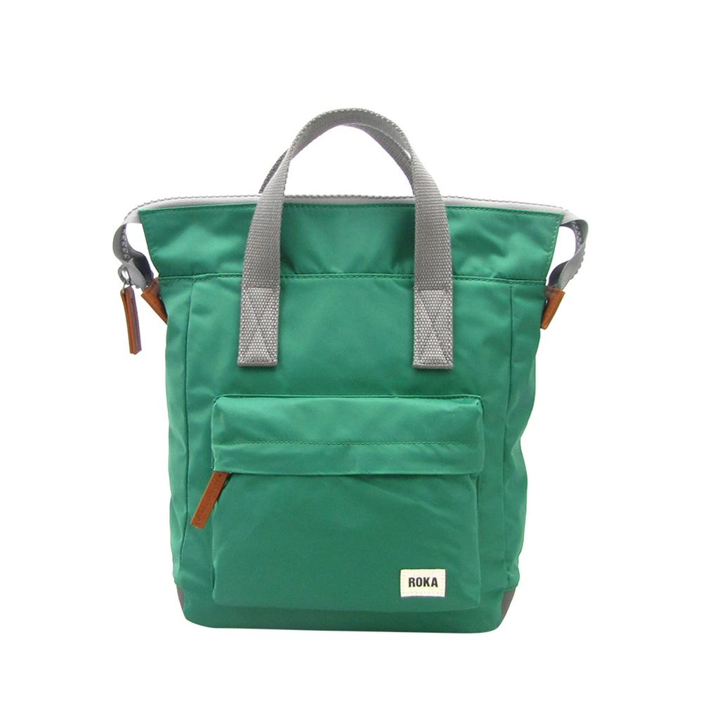 Roka Backpack - Bantry B Small - Emerald