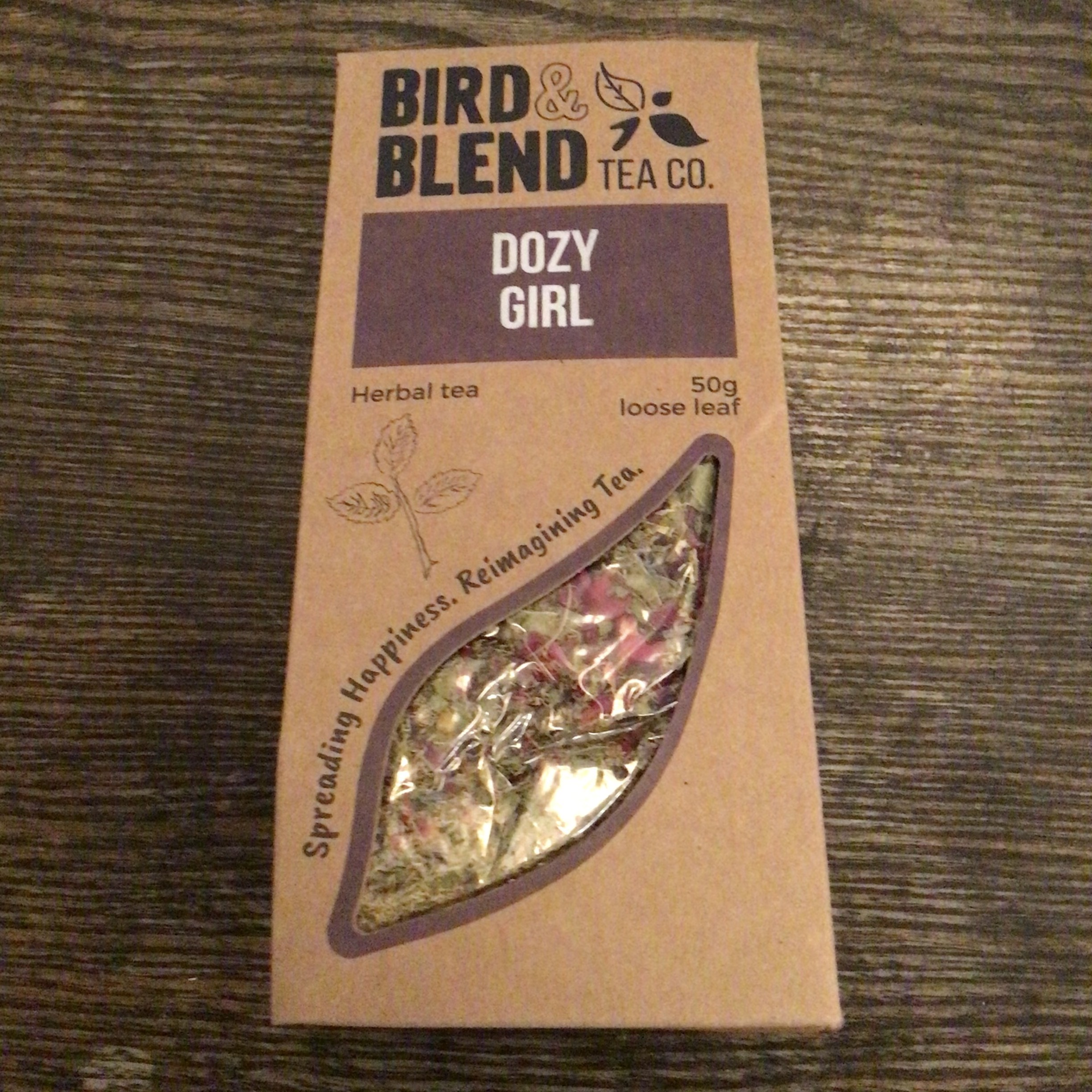 Bird & Blend - Dozy Girl Loose Leaf Tea (50g)