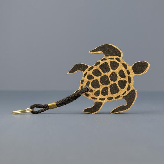 Liga Turtle Keyring