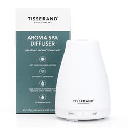 Tisserand Aromatherapy Aroma Spa Diffuser