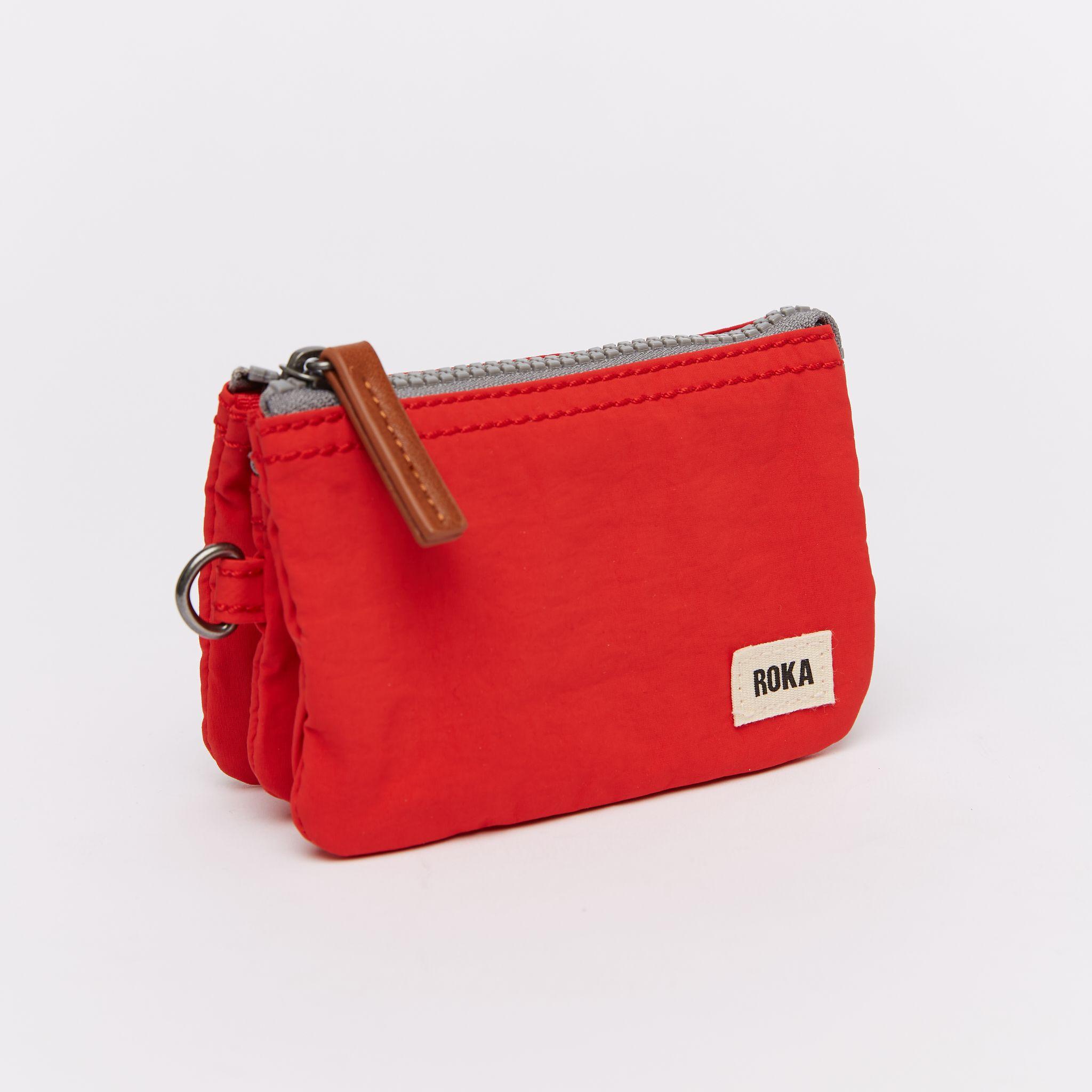 Roka  Carnaby Wallet - Strawberry