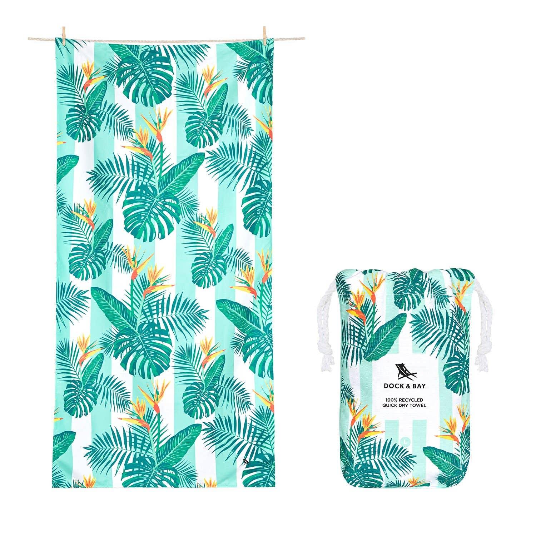 Dock & Bay - Quick Dry Towel - Botanical - Perfect Paradise