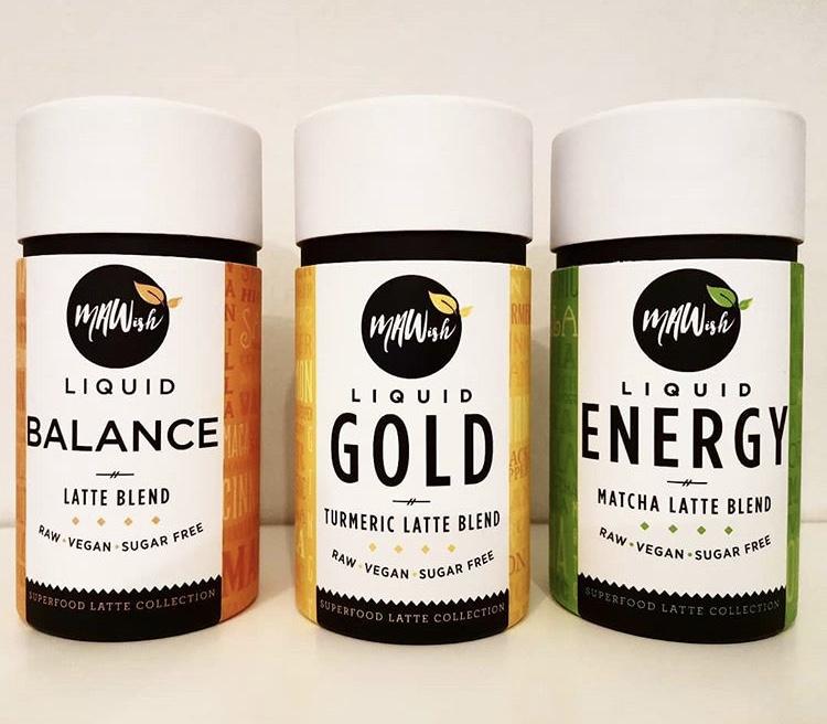 Mawish Food - Liquid Energy