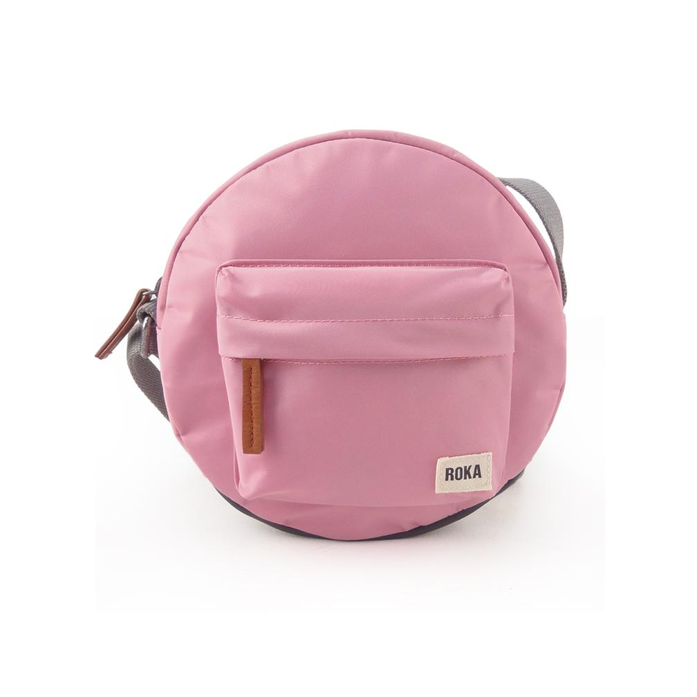 Roka Bags - Paddington B Small Crossbody  - Antique Pink