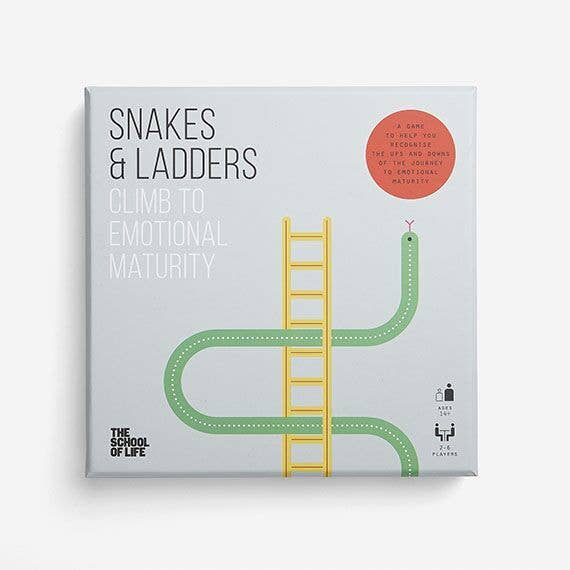The School of Life -  Snakes and Ladders Board Game