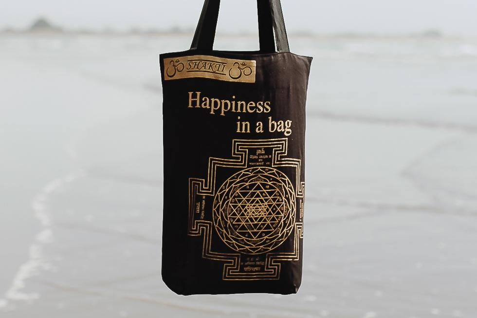 Shakti Tote Bag - Happiness in a Bag