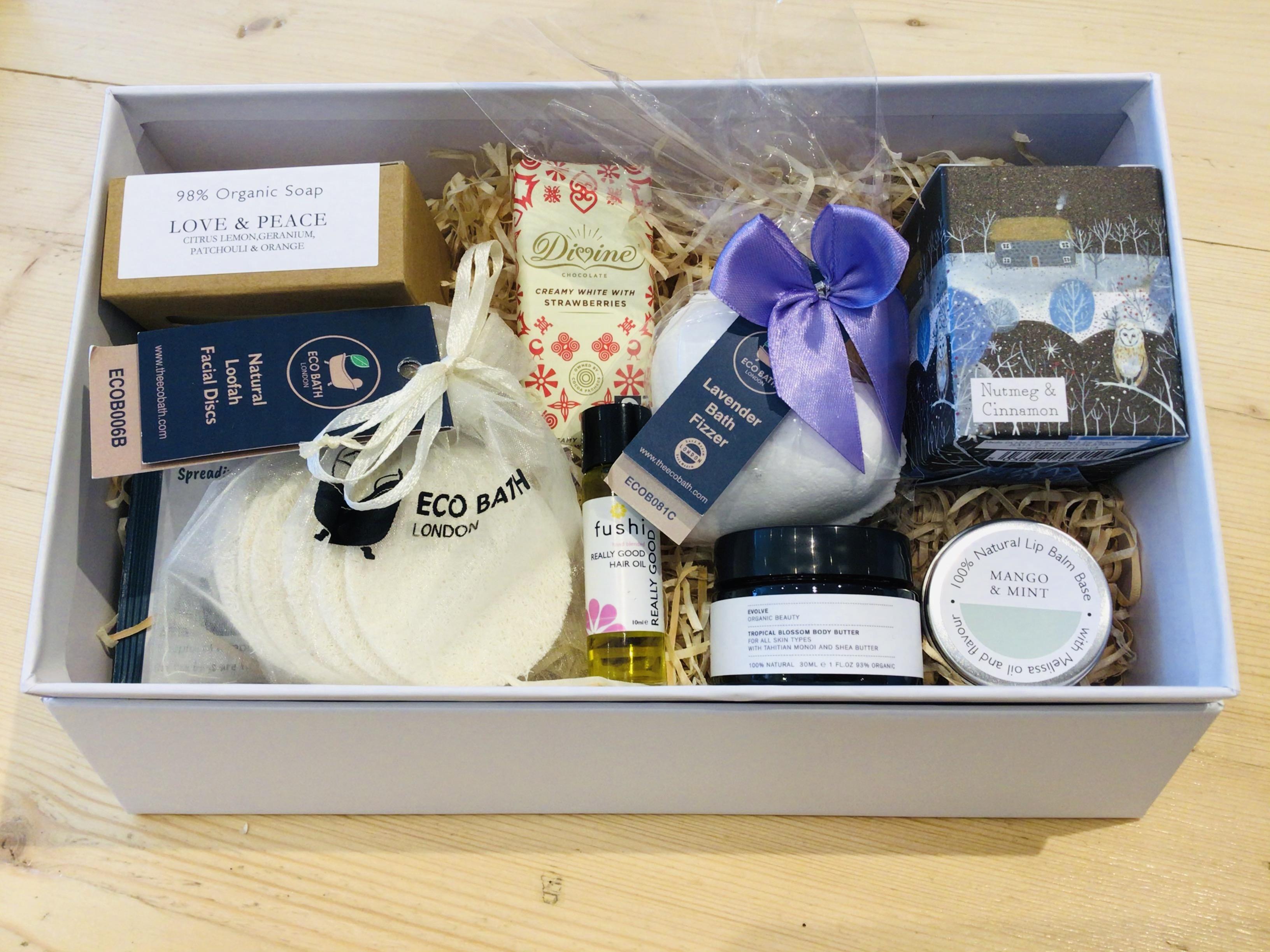 Classic Wellness Gift Box