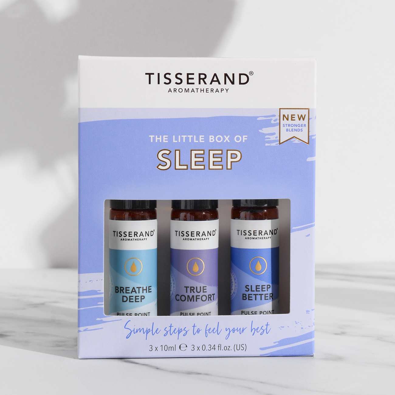 Tisserand - The Little Box of Sleep