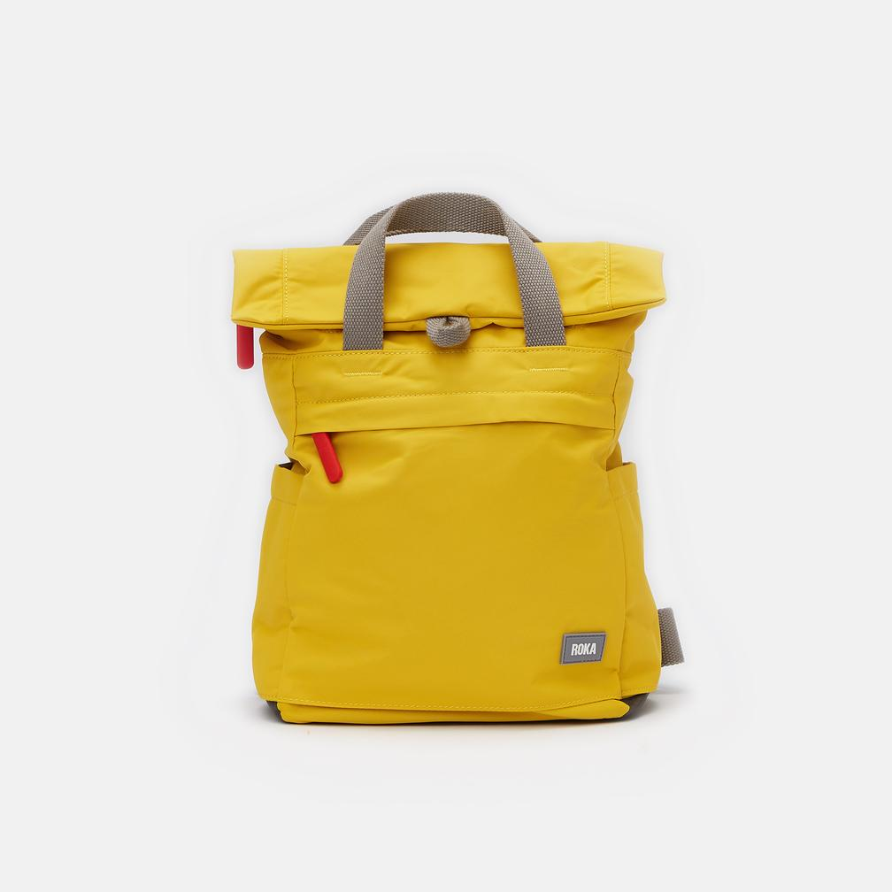 Roka Backpack - Camden A small- Custard