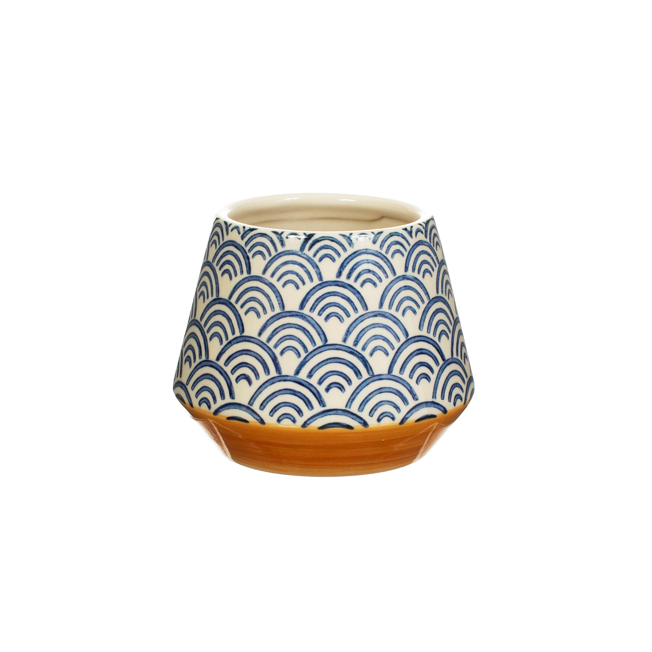 (Sass & Belle) Blue Wave Planter Small