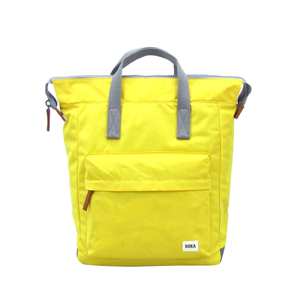 Roka Backpack - Bantry B Medium - Mustard