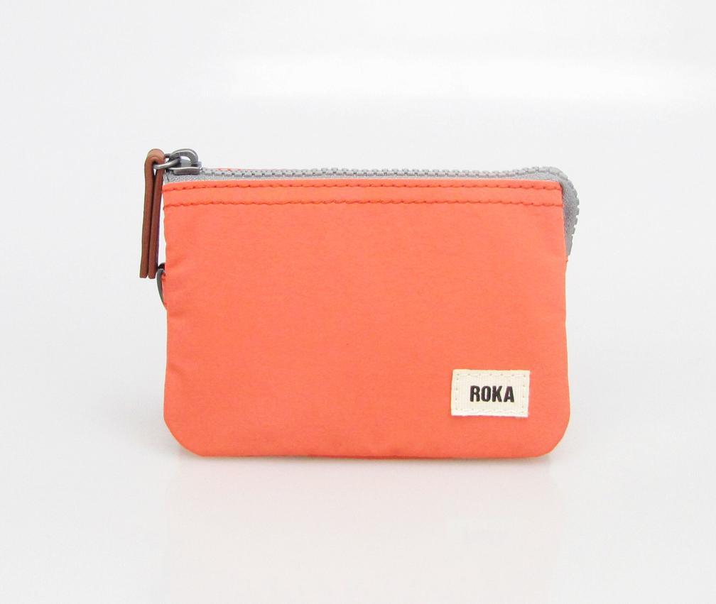 Roka  Carnaby Wallet - Orange