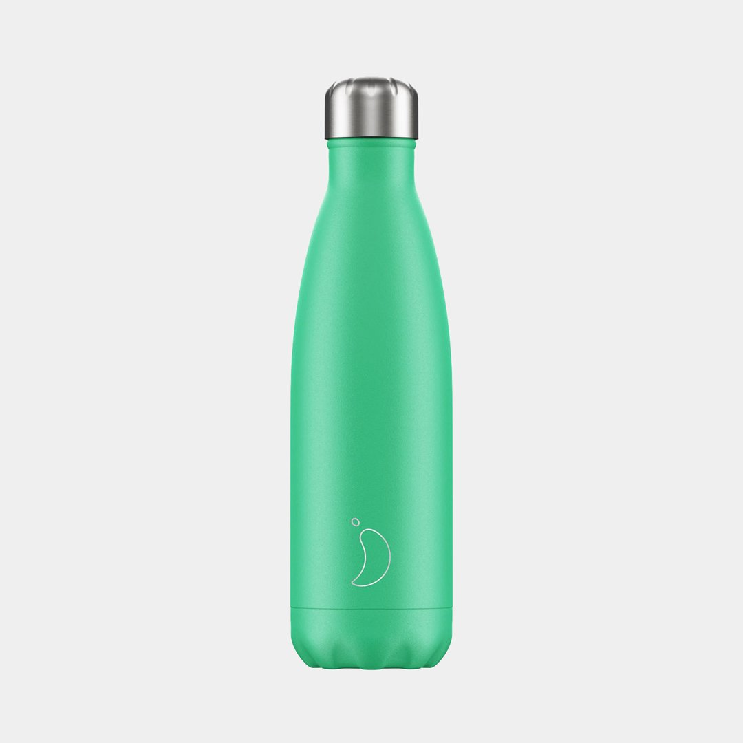 Chilly's Water Bottle 500ml - Summer Solids Apple