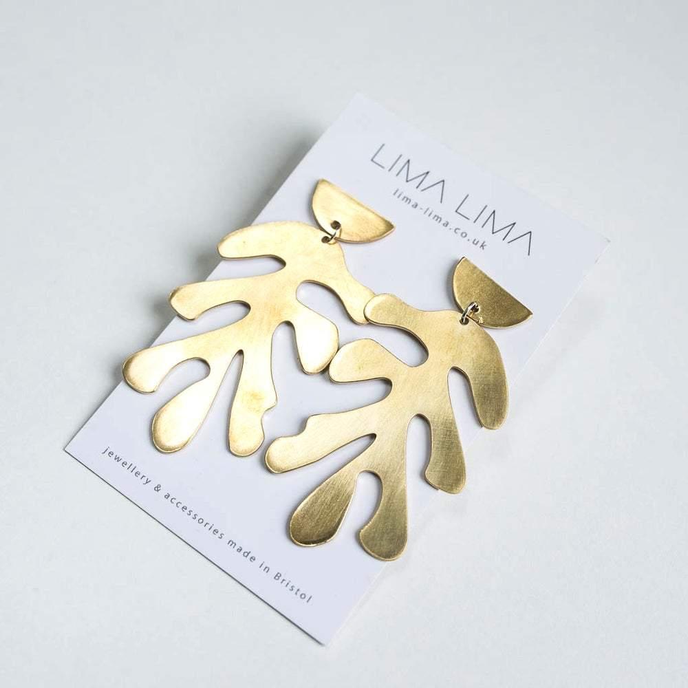 Lima Lima - Matisse earrings