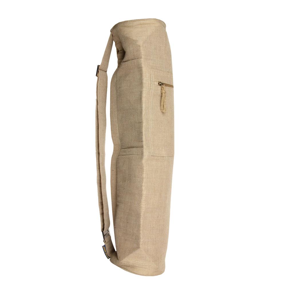 Yoga Mad - Jute Yoga Mat Bag