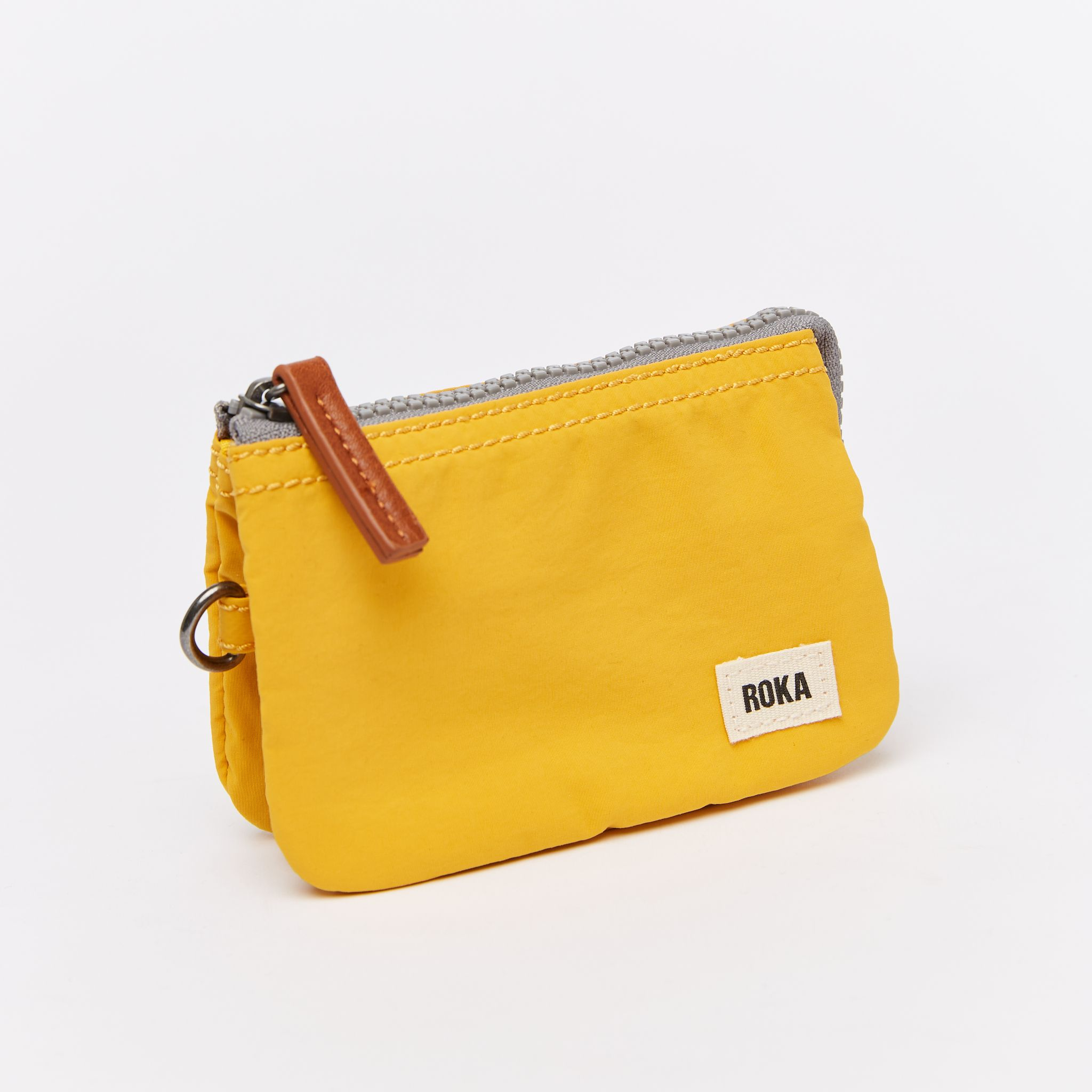 Roka  Carnaby Wallet - Corn