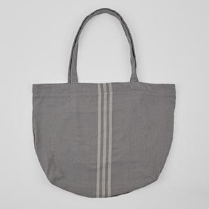 Weaver Green - Maxime Grey & Linen Beach Bag