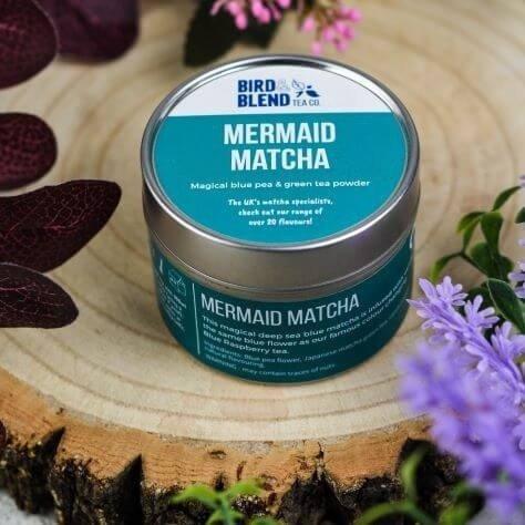 Bird & Blend - Mermaid Matcha Tin (30g)