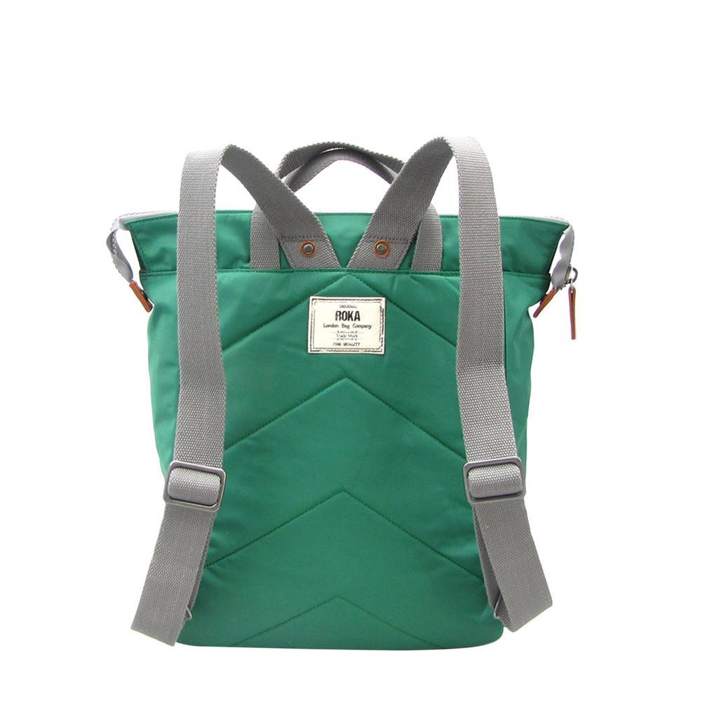 Roka Backpack - Bantry B Small - Emerald
