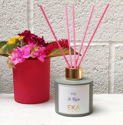 EKA - Fig & Rose Reed Diffuser