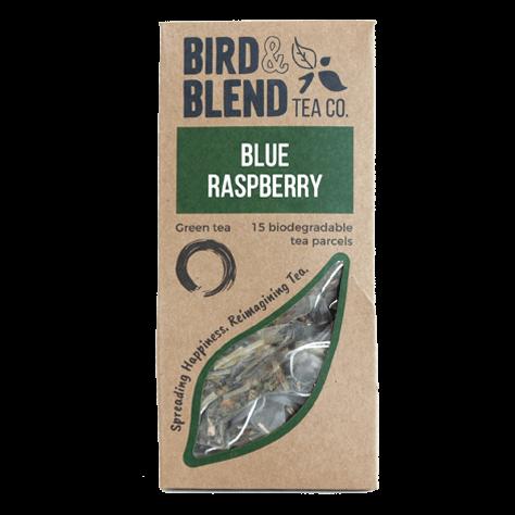 Bird & Blend Blue Raspberry Tea Bags