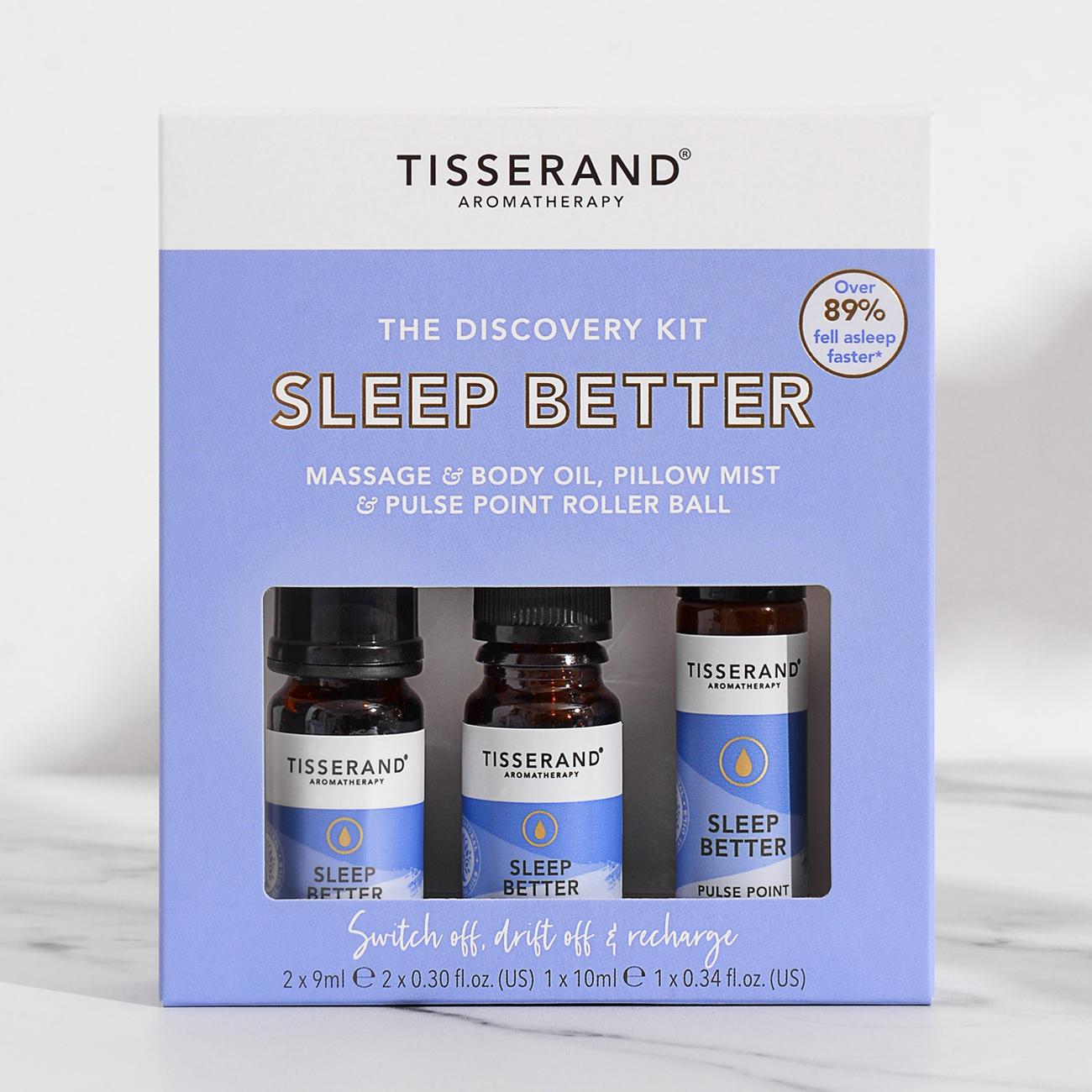 Tisserand - The Sleep Better Discovery Kit