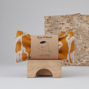 Blasta Henriet - Eye Pillow Creatures Yellow
