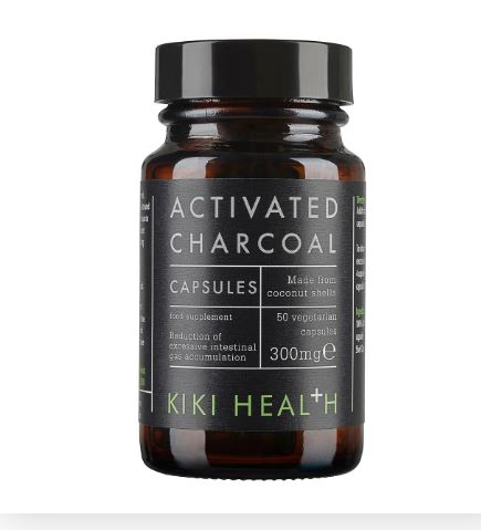 Kiki Health - Activated Charcoal Capsules