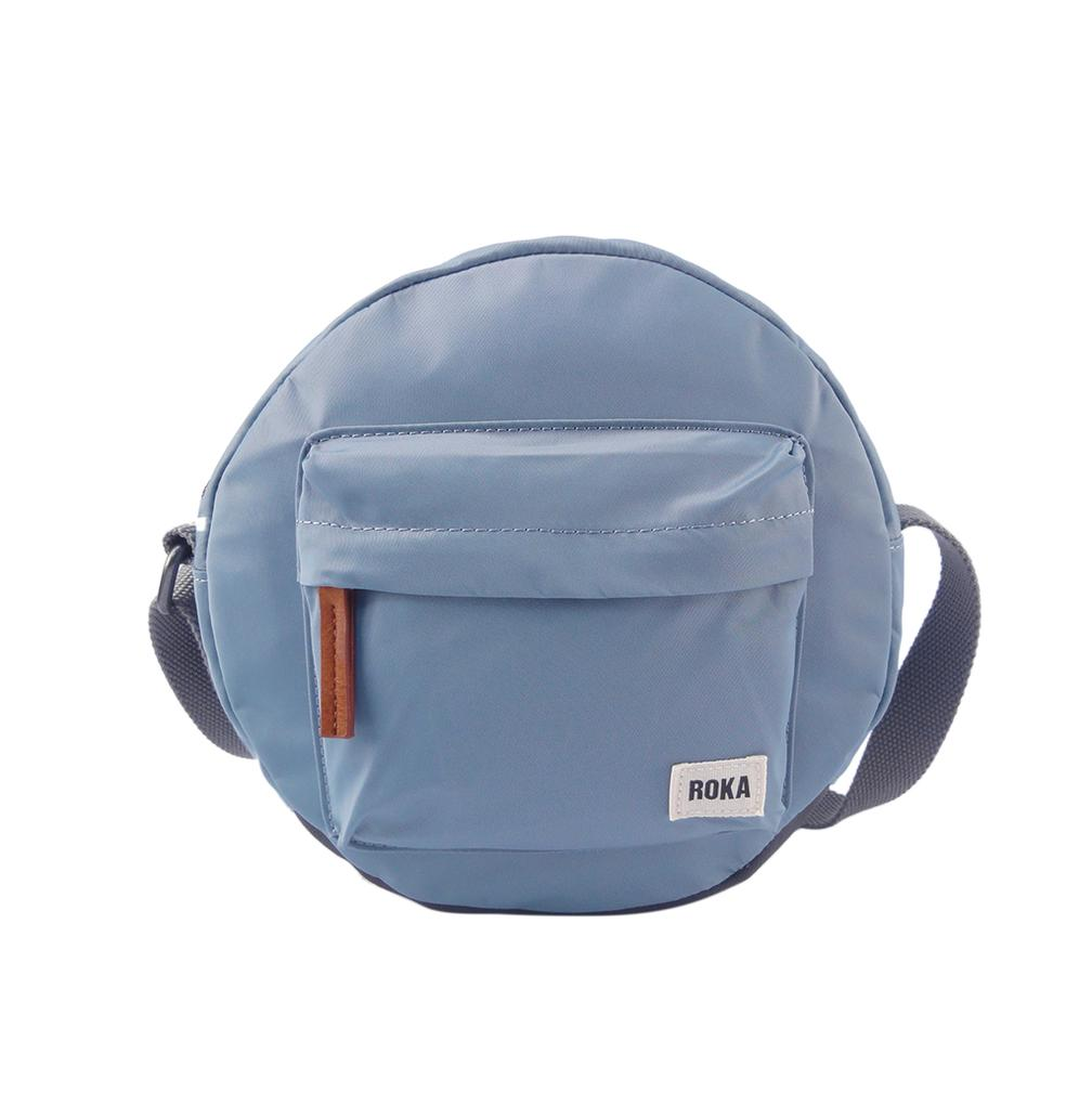 Roka Bags - Paddington B Small Crossbody - Slate