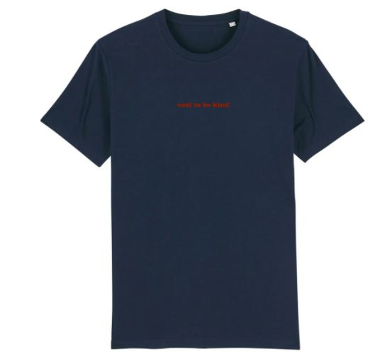 'Cool to Be Kind' T-Shirt - Olive & Frank