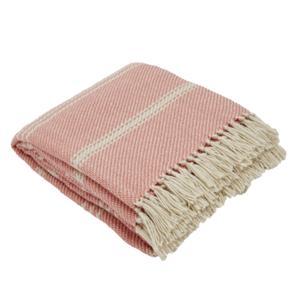 Weaver Green - Oxford Stripe - Coral