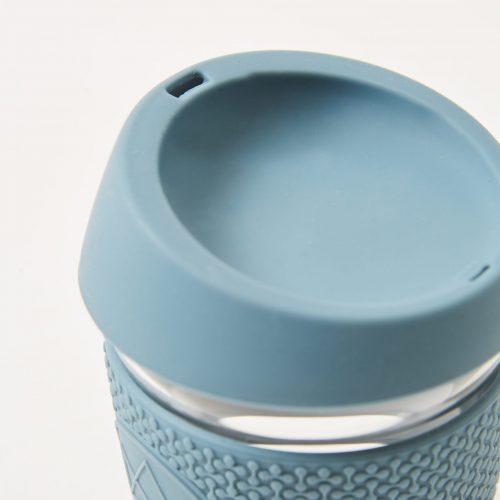 Neon Kactus- Super Sonic Reusable Glass Cup
