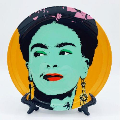 "'Frida' (Art Wow 10"" Plate)"