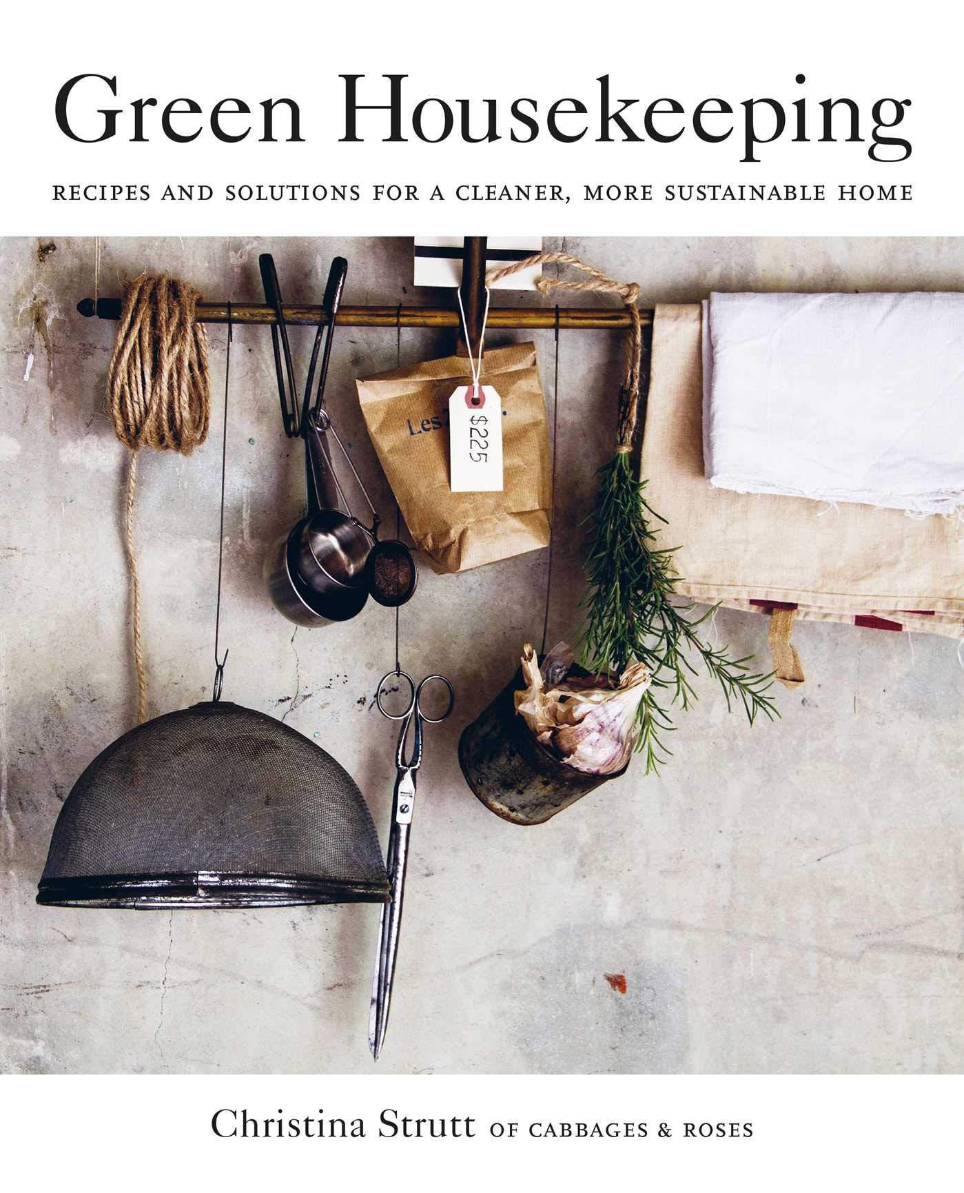 Green Housekeeping - Christina Strutt