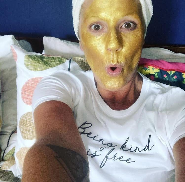 Evolve Beauty - Bio-Retinol Gold Mask (30ml)