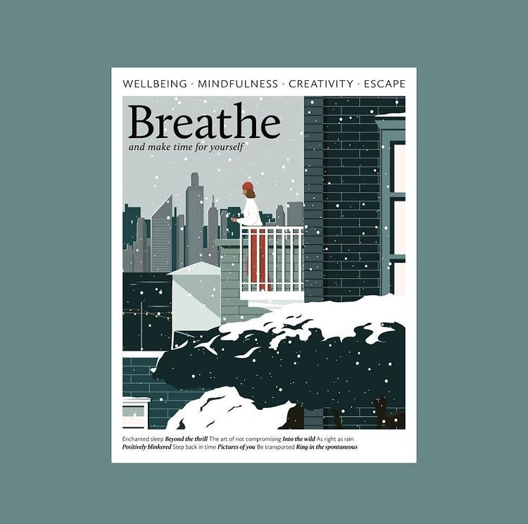 Breathe Magazine - Issue 34