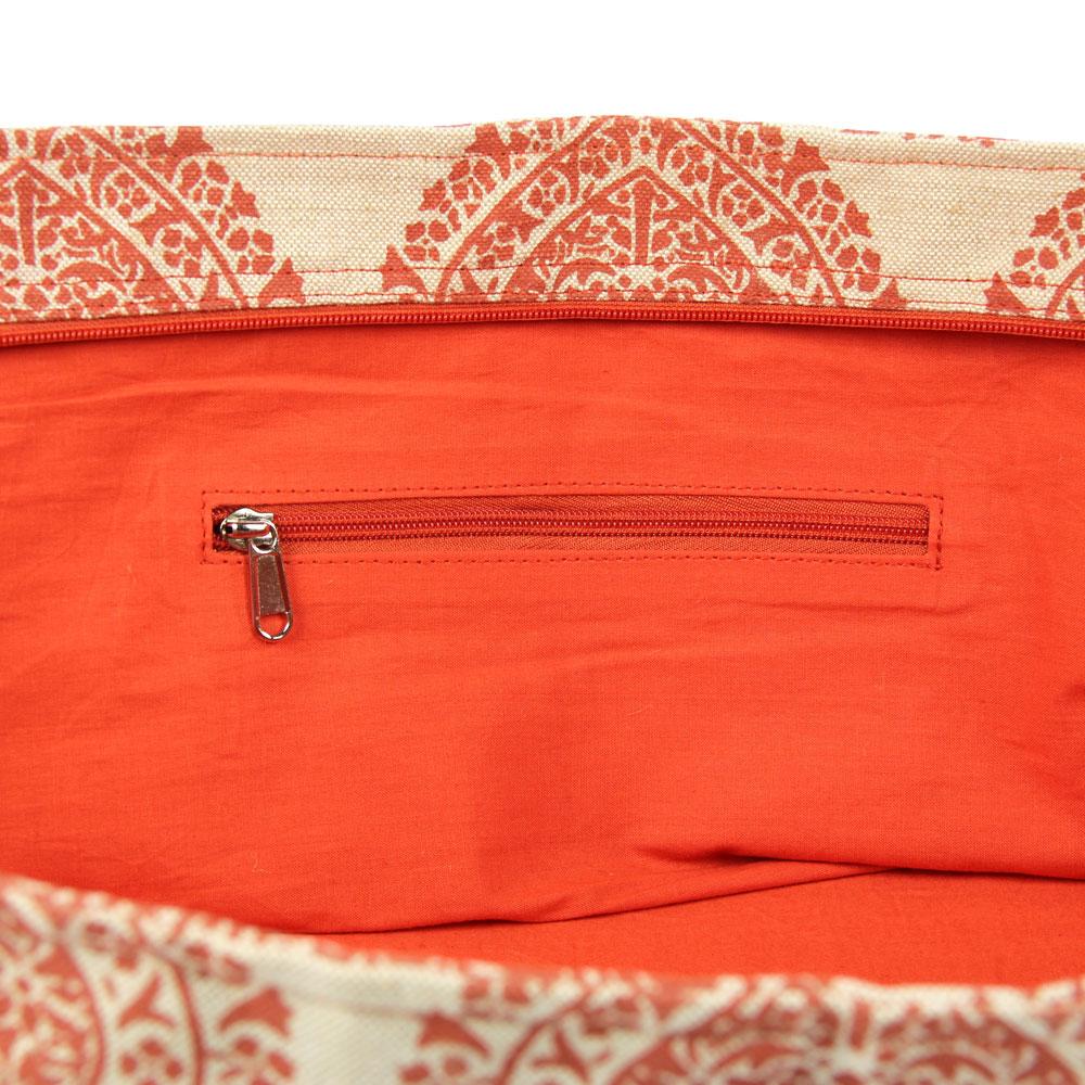 Deluxe Yoga & Pilates Prop Bag Orange