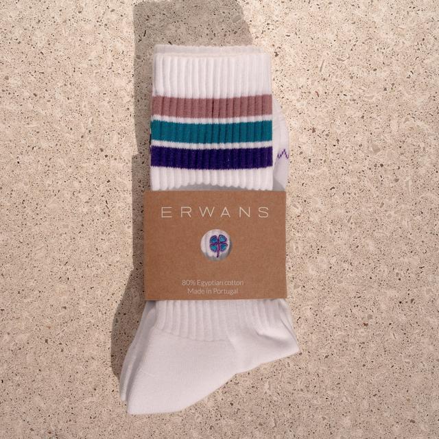 Erwans - Old School Ocean Drive Socks