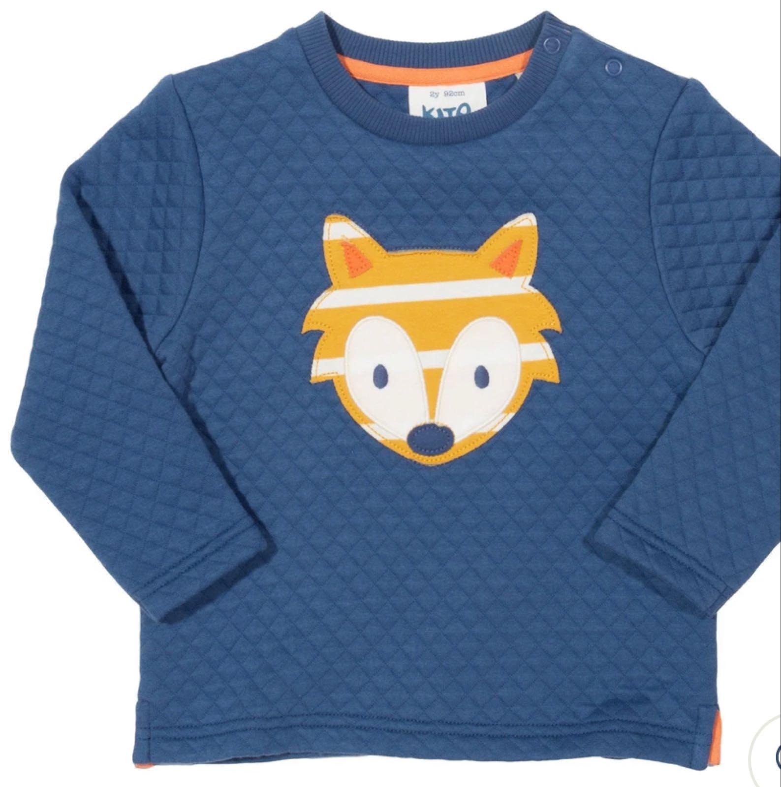 Little cub sweatshirt
