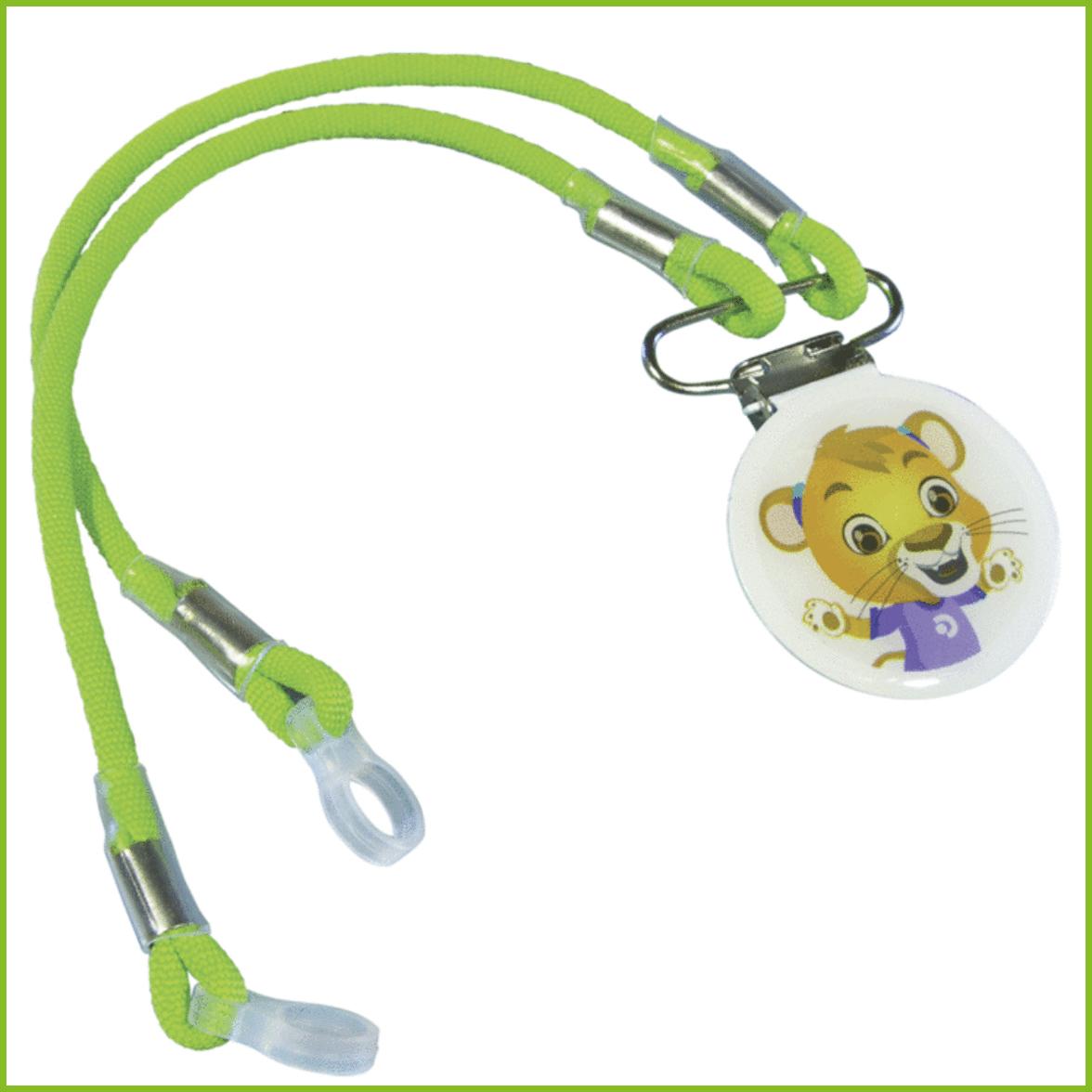 Barnesikring for høreapparat- LEO