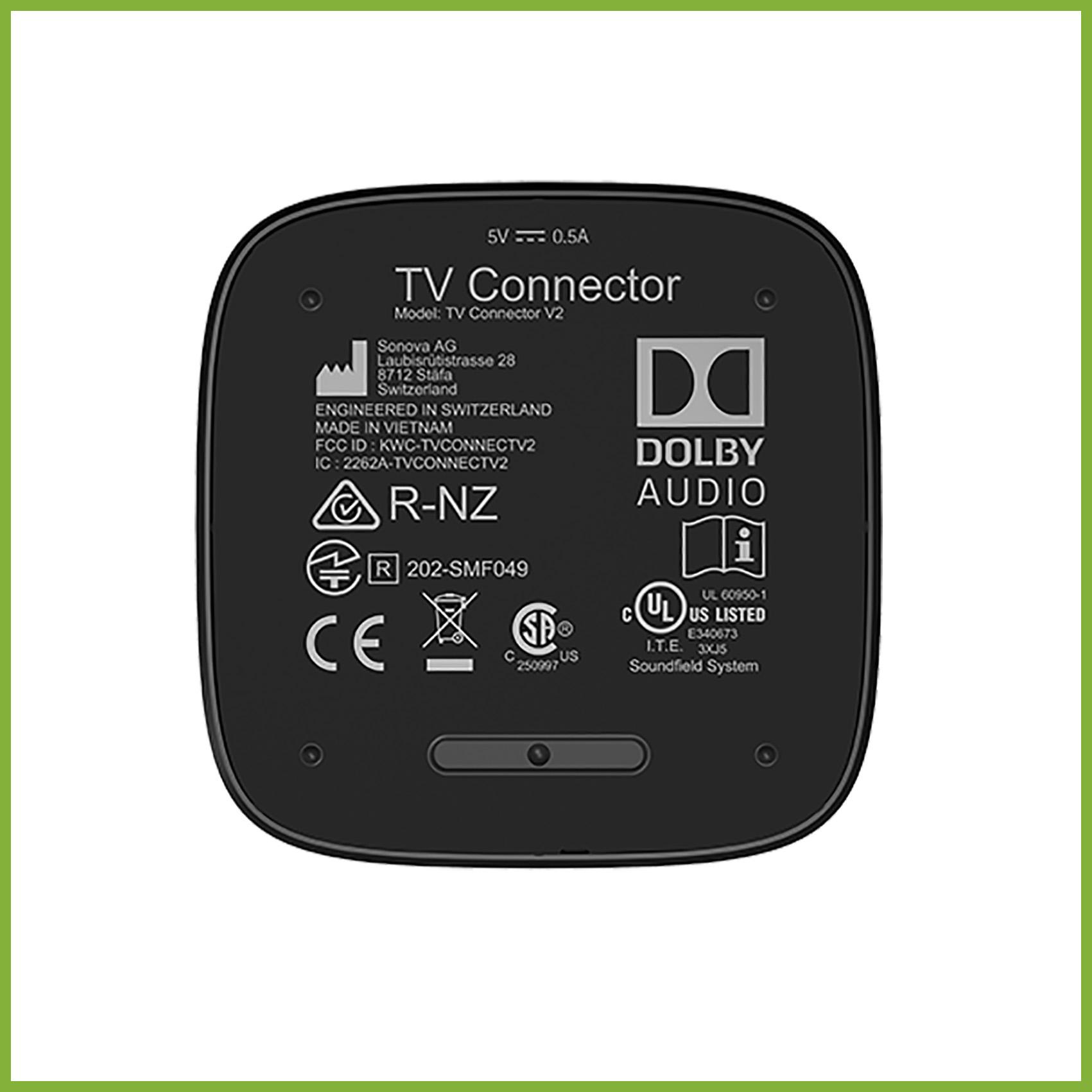 TV Connector D