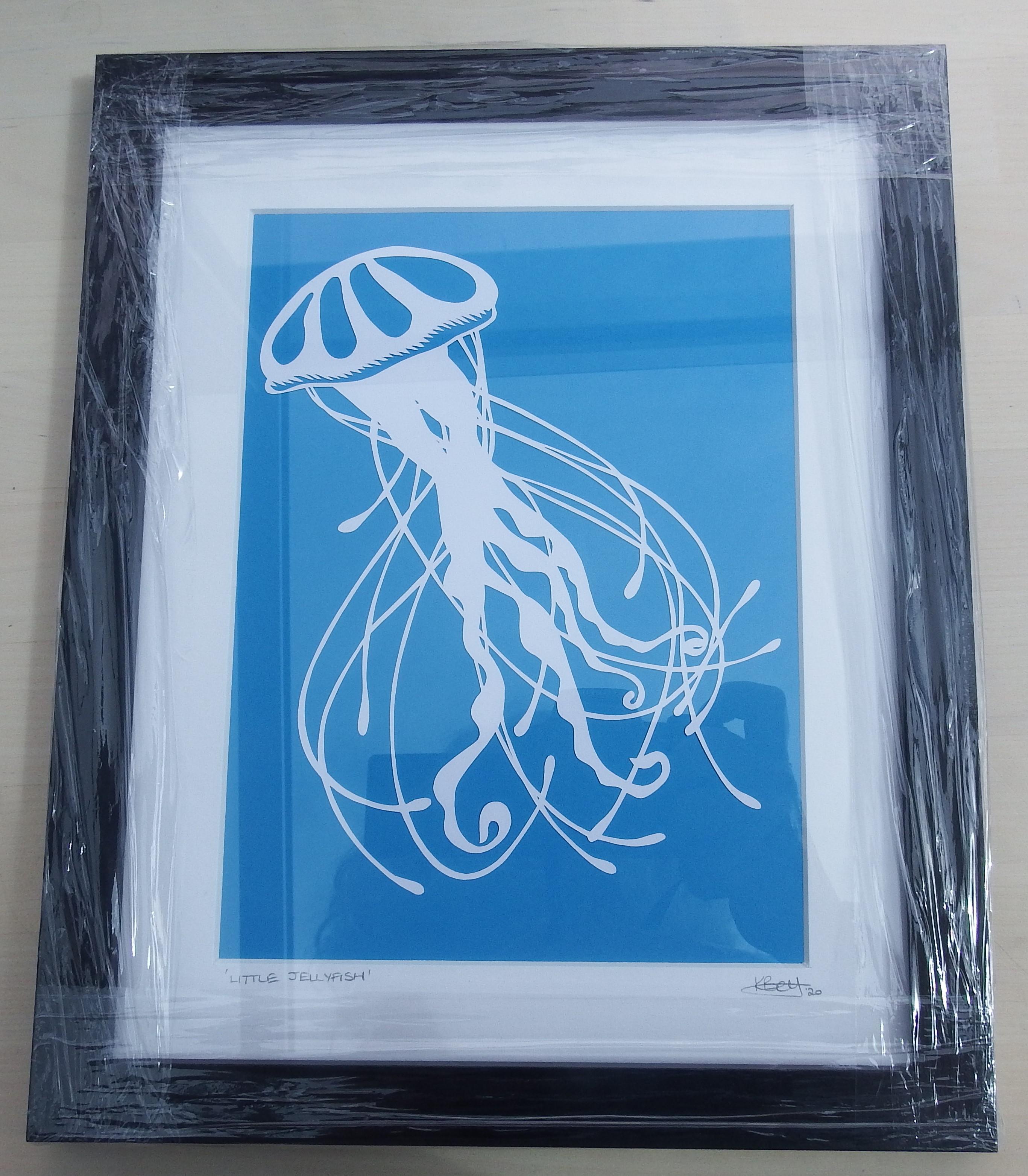 Jellyfish Papercut