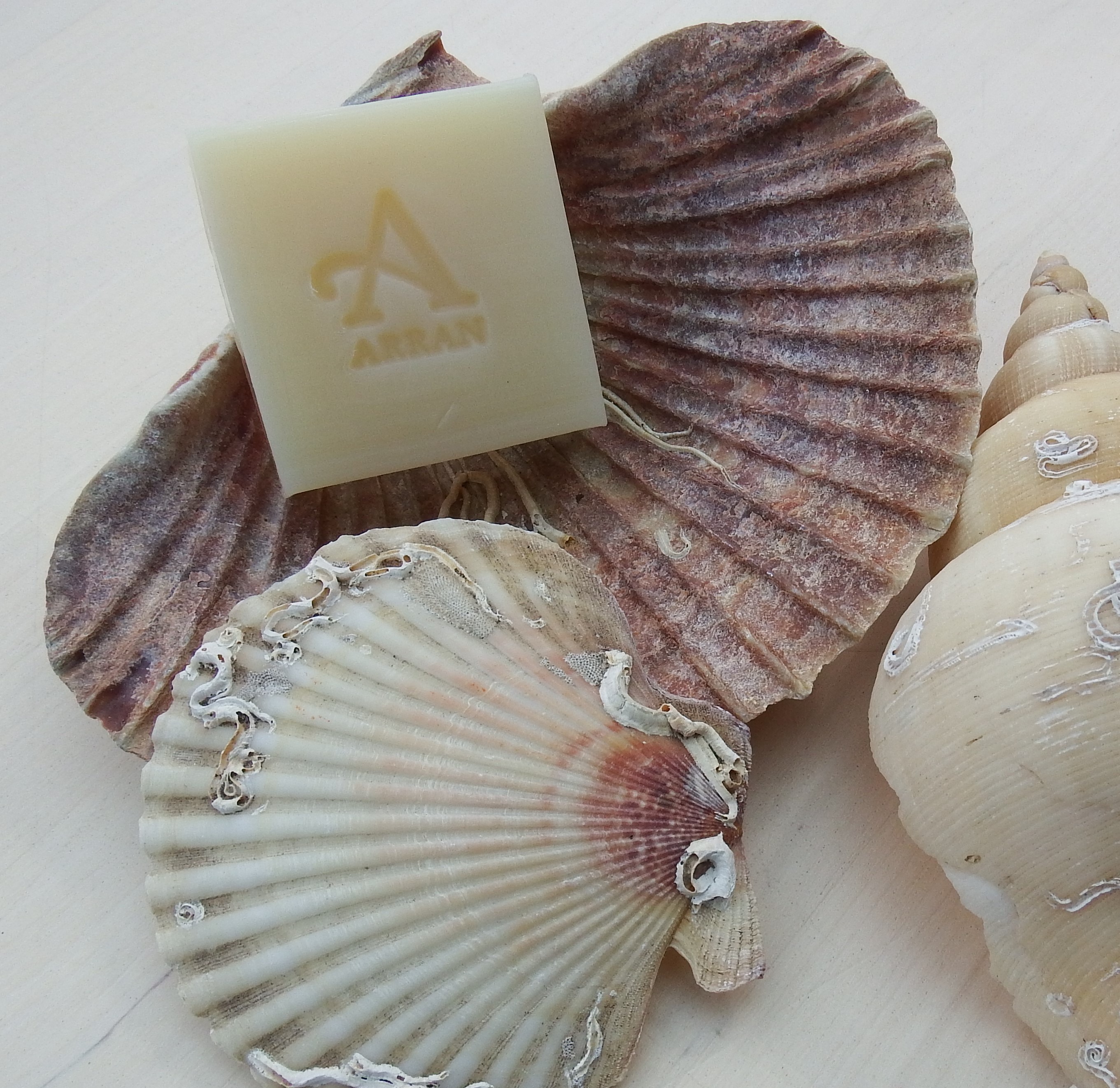 Arran Aromatics Soap