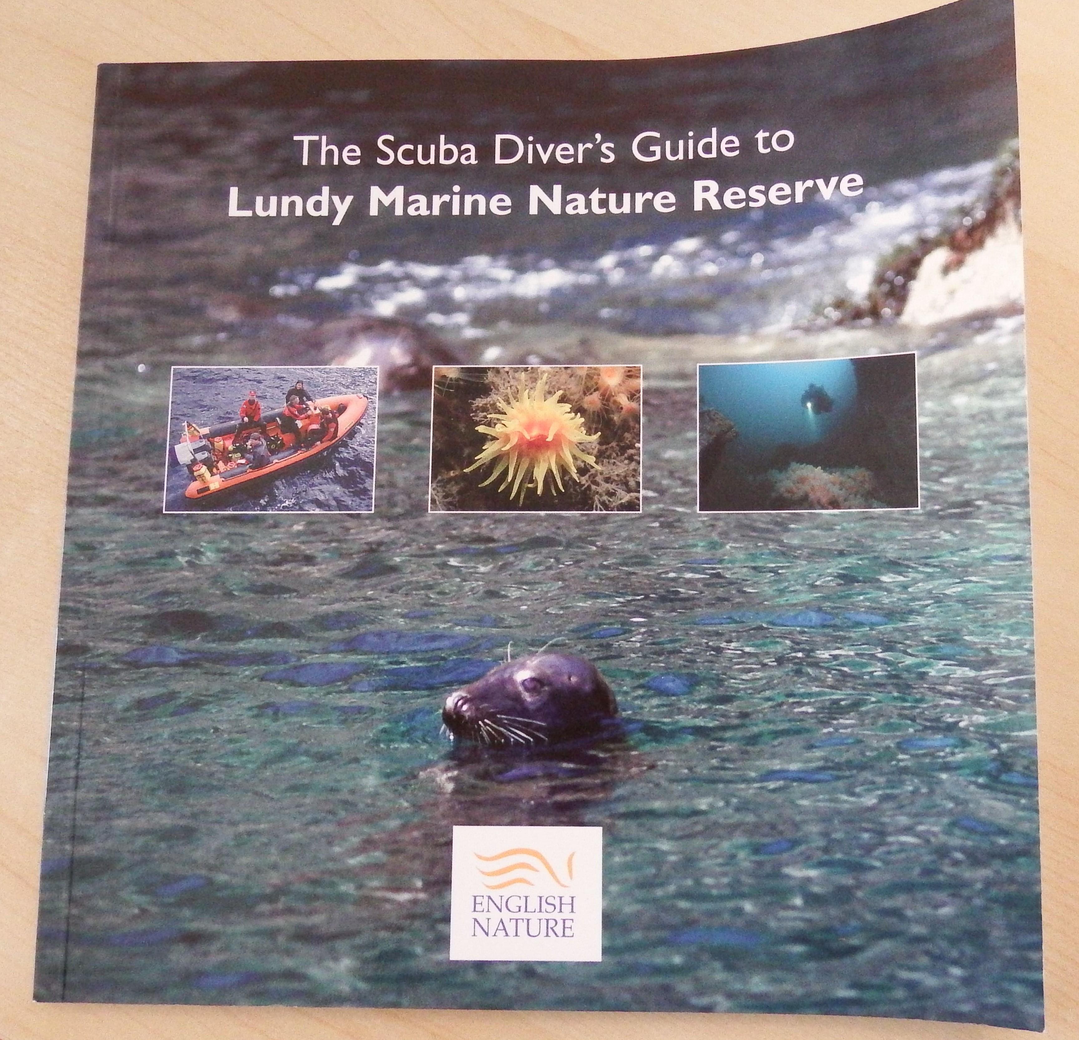 Lundy Marine Nature Reserve