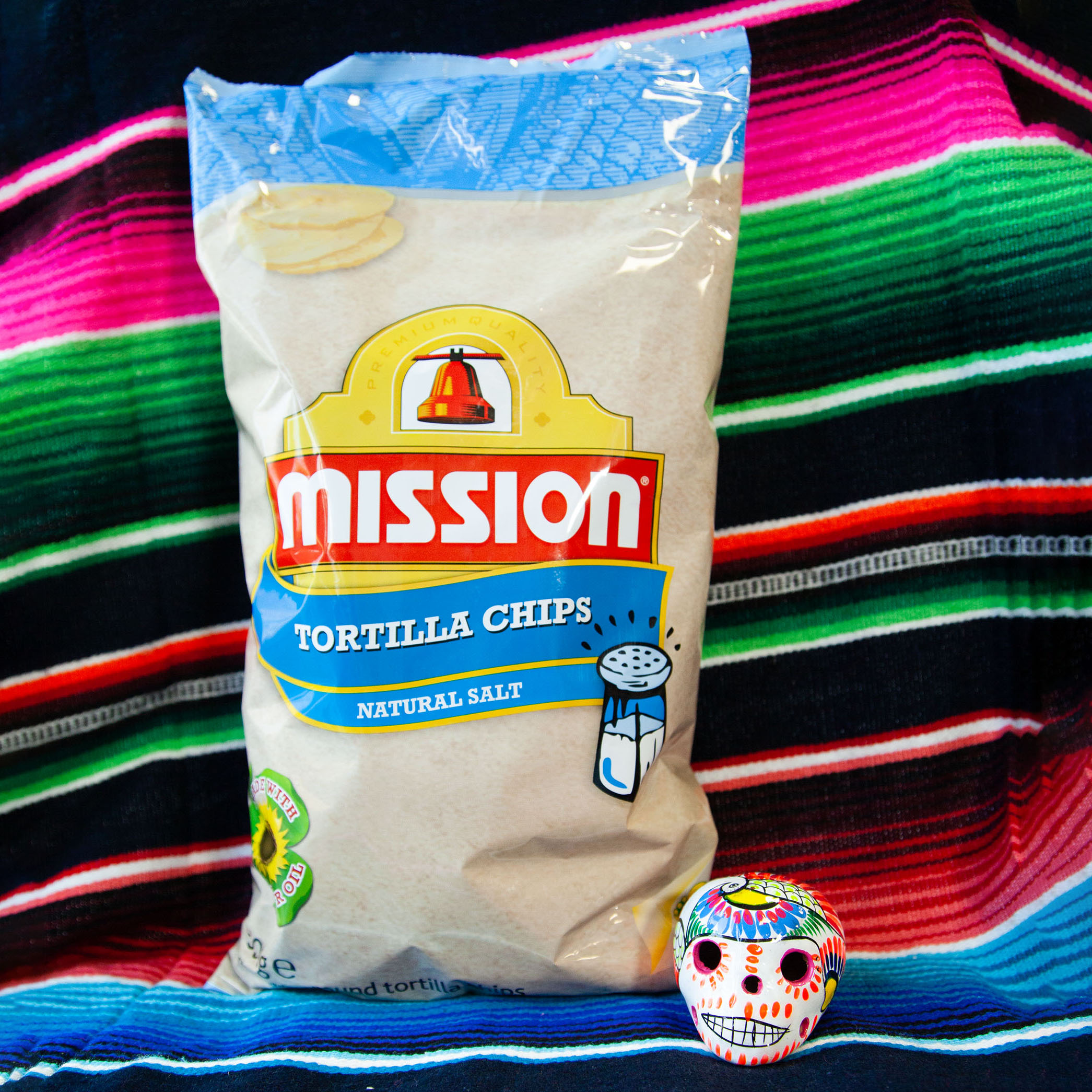 Round Tortillas Chips Mission
